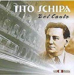 CD TITO SCHIPA - BEL CANTO (NOVO/ABERTO)