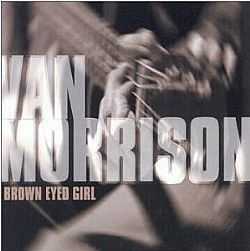 CD VAN MORRISON - BROWN EYED GIRL (USADO/OTIMO)