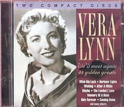 CD VERA LYNN - 48 GOLDEN GREATS (02 CDS) (USADO/OTIMO)