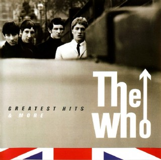 CD THE WHO  - GREATEST HITS (USADO-OTIMO)