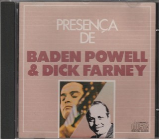 CD Baden Powell & Dick Farney - Presença