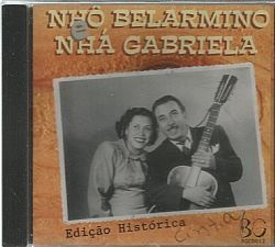 CD NHO BELARMINO NHA GABRIELA - EDICAO HISTORICA (USADO/OTIMO)