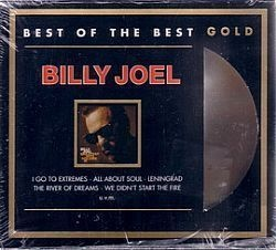 CD BILLY JOEL - BEST OF THE BEST (NOVO/LACRADO)