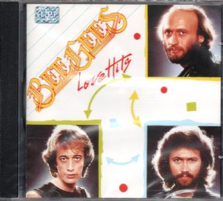 Cd Bee Gees - Love Hits
