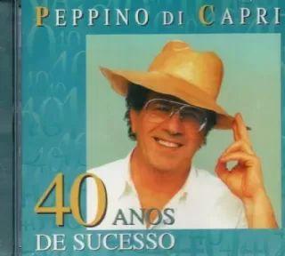 CD Peppino Di Capri - 40 Anos De Sucesso