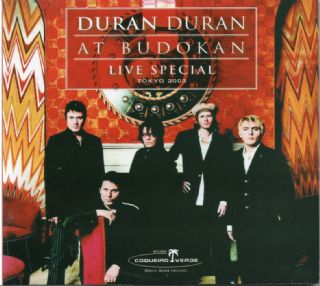 CD Duran Duran - At Budokan - Live Special 2003