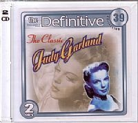 CD JUDY GARLAND - THE DEFINITIVE COLLECTION (NOVO/LACRADO)