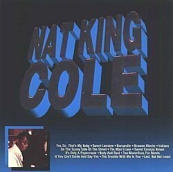 CD NAT KING COLE - EXCLUSIVE (NOVO/LACRADO)