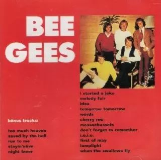 Cd Bee Gees - Autographs Of Success