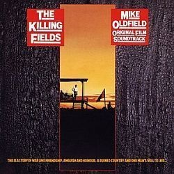 CD MIKE OLDFIELD - THE KILLING FIELDS (USADO-OTIMO)