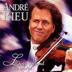 CD ANDRE RIEU - LOVE AROUND THE WORLD (USADO-OTIMO)