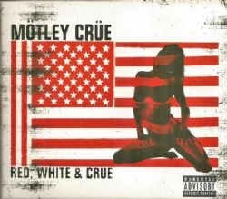 CD MOTLEY CRUE - RED WHITE & CRUE