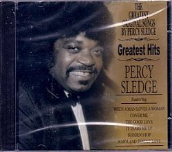 CD PERCY SLEDGE - GREATEST HITS (NOVO/LACRADO)
