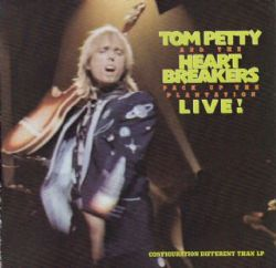 CD Tom Petty & The Heartbreakers - Pack Up The Plantation - Live!
