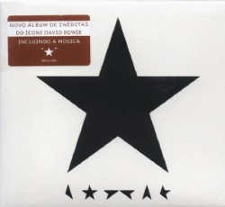 CD David Bowie  - Blackstar