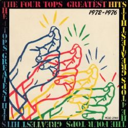 CD Four Tops - The Greatest Hits 1972-1976