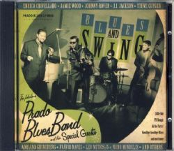 CD Prado Blues Band - Blues And Swing