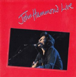 CD John Paul Hammond - Live