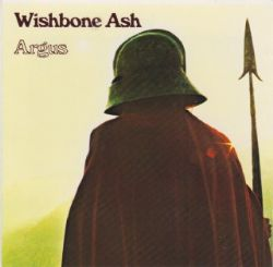 CD Wishbone Ash - Argus