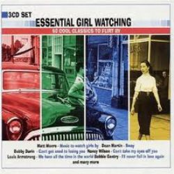 Cd Essential Girl Watching (Varios)