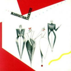 CD The Manhattan Transfer - Extensions