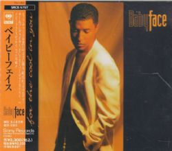 CD Babyface - For The Cool In You