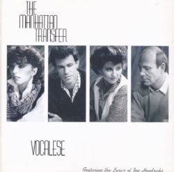 CD The Manhattan Transfer - Vocalese