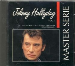 CD Johnny Hallyday - Master Serie Vol.1