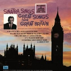 CD Frank Sinatra - Sinatra Sings Great Songs From Great Britain