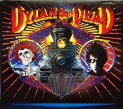 CD Bob Dylan - Dylan & The Dead