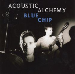 CD Acoustic Alchemy - Blue Chip