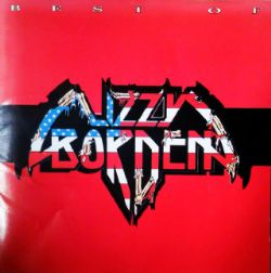 CD Lizzy Borden - Best Of