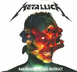 CD Metallica - Hardwired To Self-Destruct