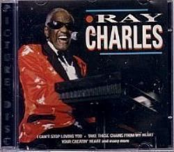 CD RAY CHARLES - PICTURE DISC BEST (USADO/OTIMO)