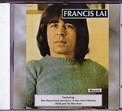 CD FRANCIS LAI - A MAN AND A WOMAN (NOVO/ABERTO)