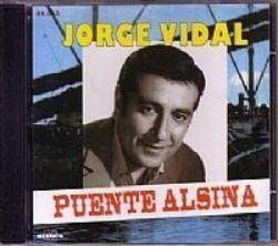 CD JORGE VIDAL - PUENTE ALSINA  (TANGO) (NOVO/ABERTO)